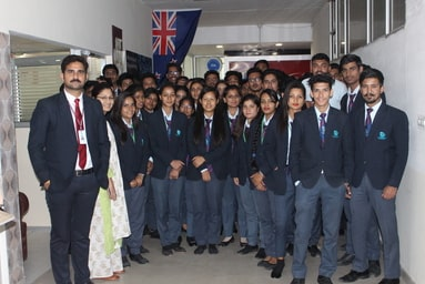 Uttaranchal Institute of Technology organizes an Industrial Tour to Chandigarh and Shimla
