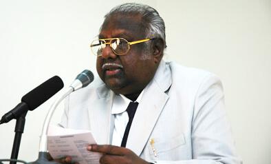 Hon'ble Mr. Justice Dr. A.R. Lakshmanan