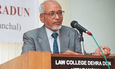 Hon'ble Mr. Justice I. P. Vashistha