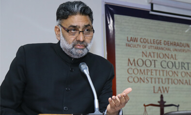 Hon'ble Mr. Justice Rajiv Sharma