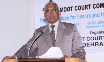 Hon'ble Mr. Justice Sambhu Nath Srivastava