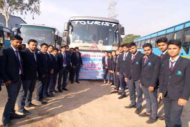Uttaranchal Institute of Pharmaceutical Sciences organizes an Industrial Visit to 'Alkem Labs, Baddi'