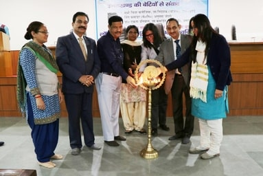 Law College Dehradun conducts Women Empowerment Forum with the Daughters of Uttarakhand