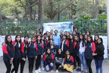 School of Applied and Life Sciences organizes an Educational Visit to 'Renuka Wildlife Sanctury and Biodiversity Spot'