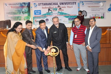 Uttaranchal College of Applied & Life Sciences organizes an Industry-Academia Meet at Uttaranchal University
