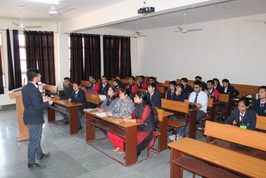 """Uttaranchal Institute of Technology conducts a 'Student's Seminar' on """"Soft Skills"""""""