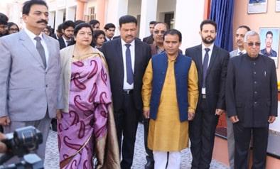Hon'ble Cabinet Minister of Uttarakhand Dr. Dhan Singh Rawat