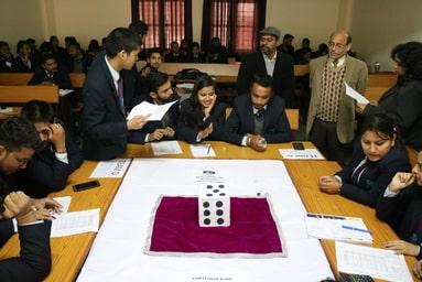 "Uttaranchal Institute of Management organizes""Portfolio King"""