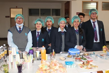 "E-Cell of Uttaranchal College of Applied & Life Sciences organizes ""Fete 'n' Fiesta"""