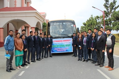 Uttaranchal College of Polytechnic organizes an Educational Tour to Survey of India