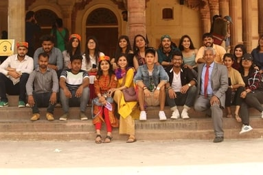 Uttaranchal College of Agricultural Sciences organizes an Educational Tour to Jaipur