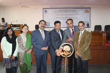 Law College Dehradun organizes a National Workshop on 'Legal Research Methodology'