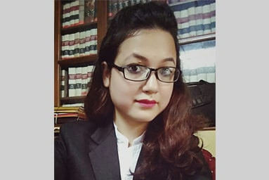 Law College Dehradun alumnus Ms. Sanskrita Khanikar secures 4th Rank in Assam Judicial Services Examination, 2018