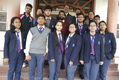Uttaranchal College of Agricultural Sciences organizes Singing Competition
