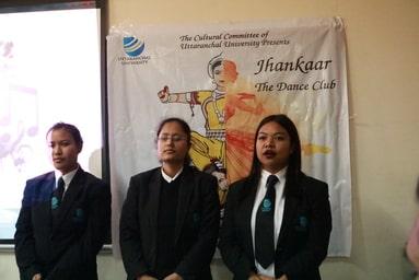 """Uttaranchal University celebrates """"Matrabhasha Diwas"""""""