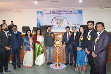 "Uttaranchal University Center for Innovation, Incubation and Entrepreneurship, (UUCIIE) organizes ""Entrepreneurs Confluence 2019"""