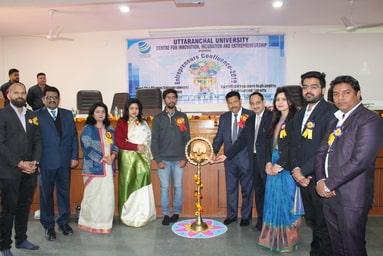 "Uttaranchal University Center for Innovation, Incubation and Entrepreneurship, (UUCIIE) organizes ""Entrepreneurs Confluence 2019"""