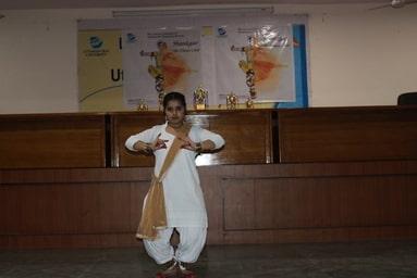 "Uttaranchal University's 'Jhankar Club' organizes ""Talent Hunt"""