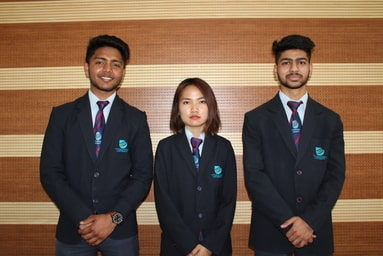 Three students of School of Applied and Life Sciences qualify IIT JAM 2019 Examination