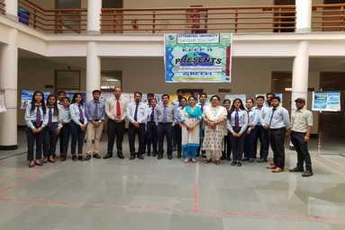 "Eco-Club of Uttaranchal University celebrates ""Earth Day – 2019"""
