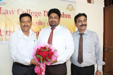 Seven Alumni and one faculty member of LCD crack the Judicial Examination of India and Abroad