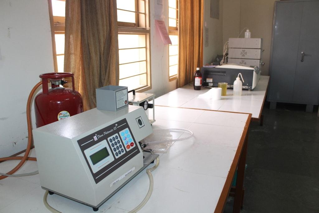 Central Instrumentation Laboratory