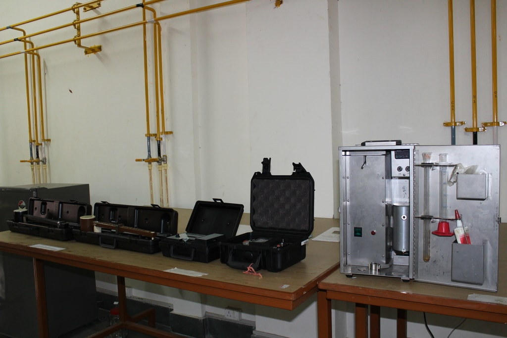 Drilling Fluid Laboratory