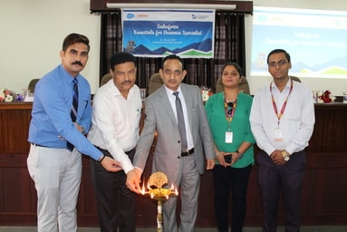 "Uttaranchal Institute of Technology concludes its one-week FDP on ""Salesforce Essentials for Business Specialists"""