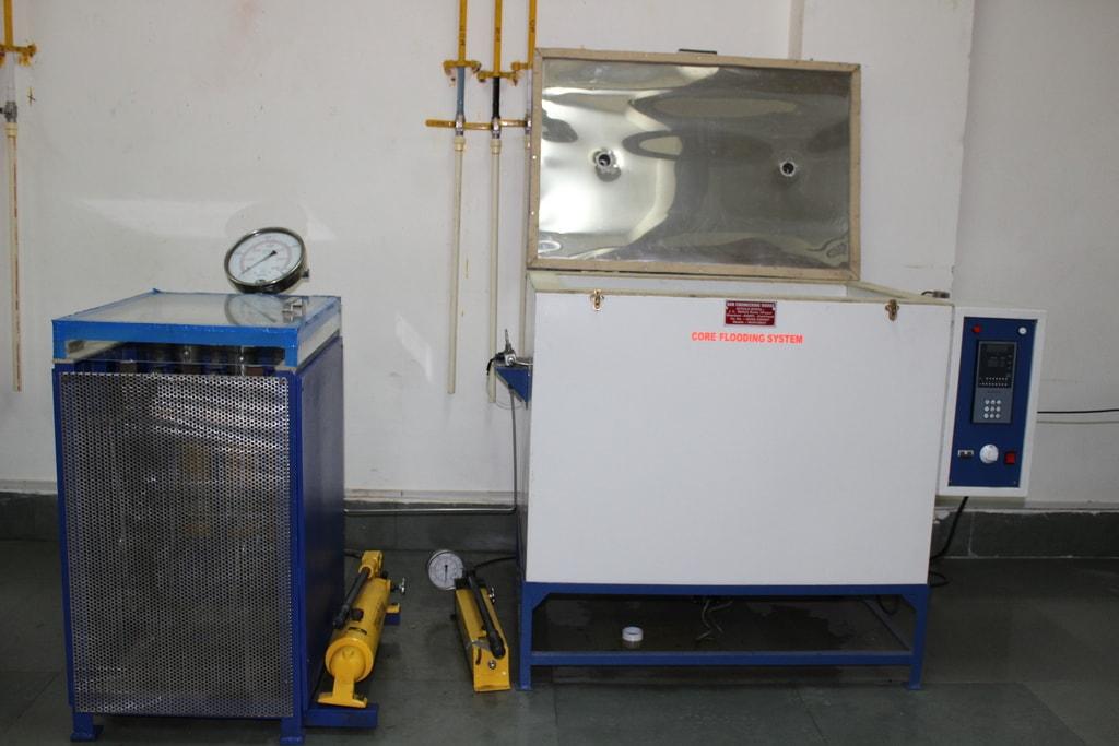 Fluid Flow through Porous Media Laboratory