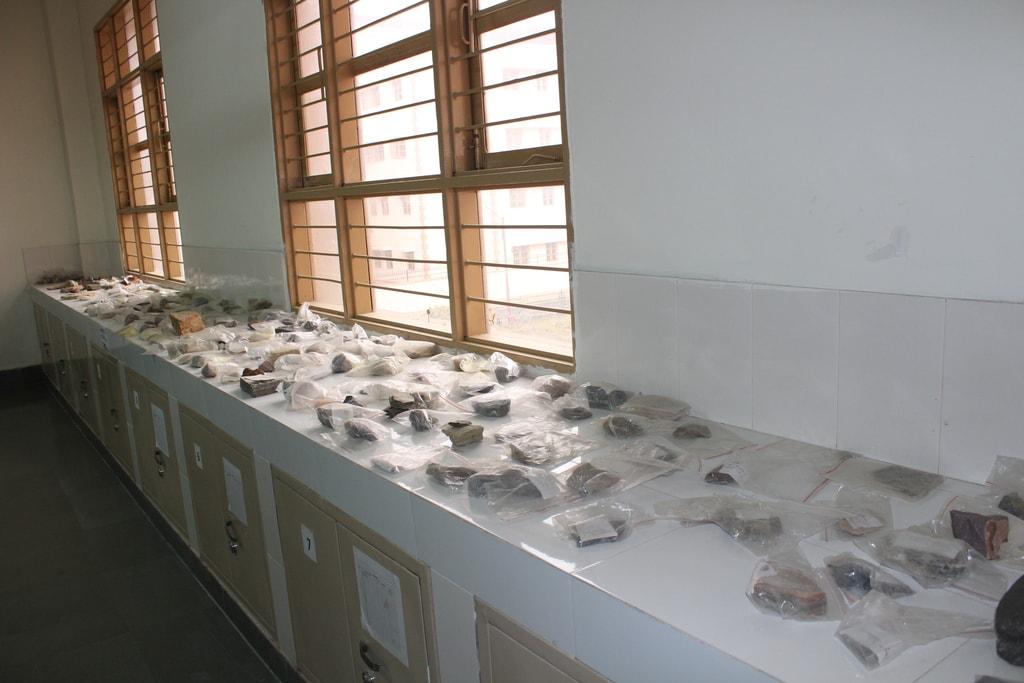 Geology Laboratory