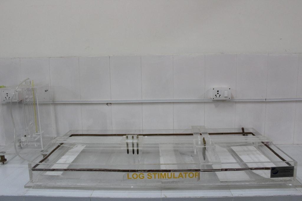 Petroleum Engineering Laboratory