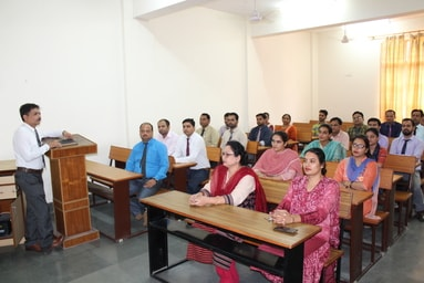 School of Applied and Life Sciences conducts Faculty Induction Programme
