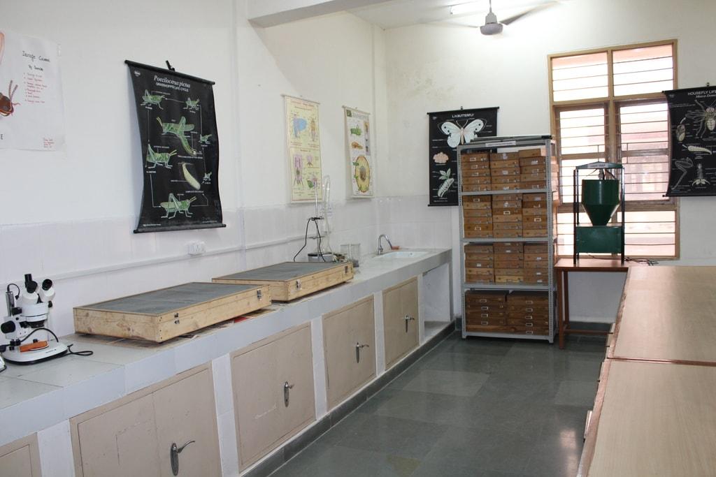 Entomology Laboratory