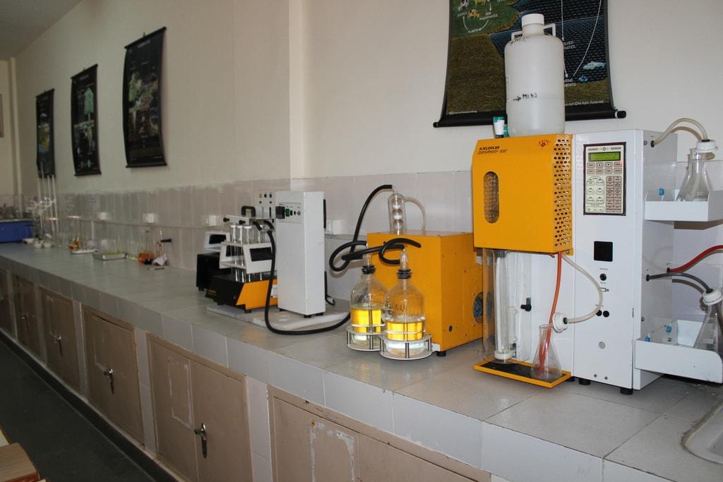 Soil Science Laboratory