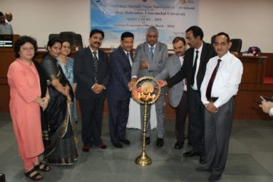 Law College Dehradun organizes Moot Court Competition – 2019 for Assistant Prosecution Officers (Batch – 2016)