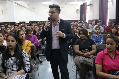 Uttaranchal Institute of Management organizes a Seminar on 'Certified Management Accountancy' Programme