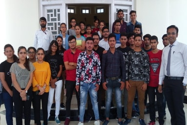 Uttaranchal College of Applied & Life Sciences organizes an Educational Tour to ONGC Museum