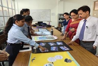 Eco-cops of Uttaranchal University celebrates 'Himalaya Diwas'