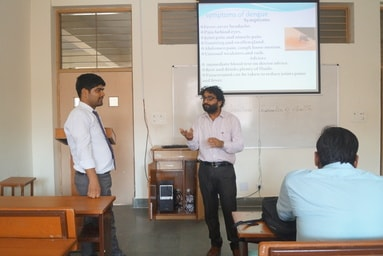 School of Agriculture organizes 'Dengue Awareness Campaign'