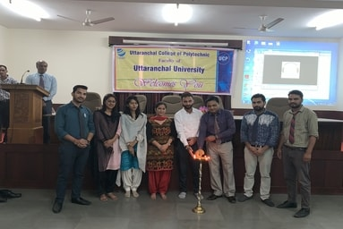 Uttaranchal College of Polytechnic organizes a Guest Lecture on 'Road Safety'