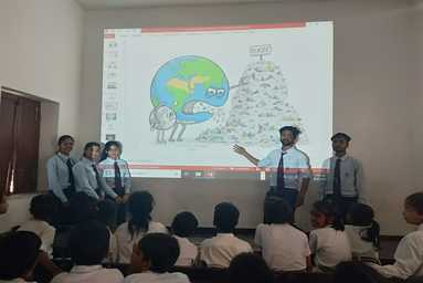 Uttaranchal Institute of Management conducts the 'Second' and 'Third' phase of 'Shiksha Daan' Activity