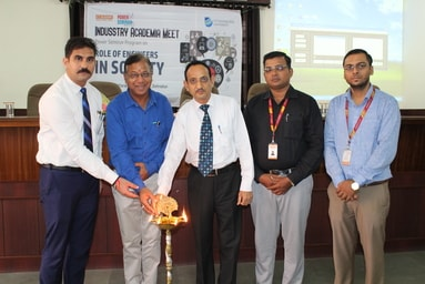 "Uttaranchal Institute of Technology conducts an Industry Academia Meet entitled ""Role of Engineers in Society"""