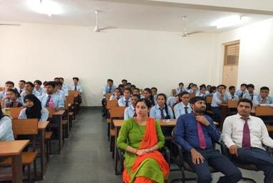 Uttaranchal University celebrates 'NSS Foundation Day'