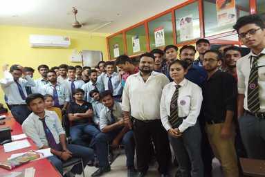 "Students of Department of Civil Engineering participate in ""Engineeria19"""