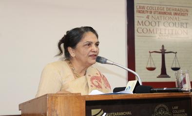 Hon'ble Ms. Justice Gyan Sudha Misra