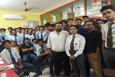 """Students of Department of Mechanical Engineering selected for Second Round in """"Engineeria19"""""""