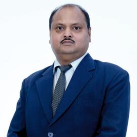 Dr. Vineet Kishore Srivastava, Professor