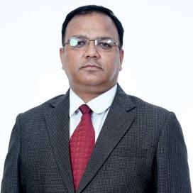Dr. Anshul Sharma, Associate Professor