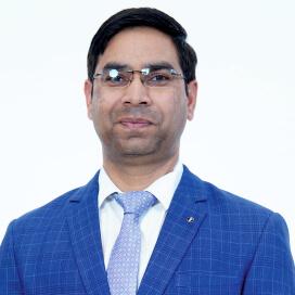 Dr. Vinod Kumar, Associate Professor