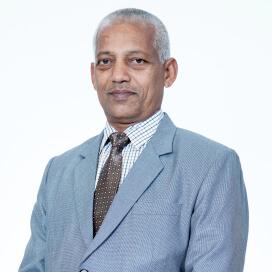Dr. Jai Prakash Mishra, Principal